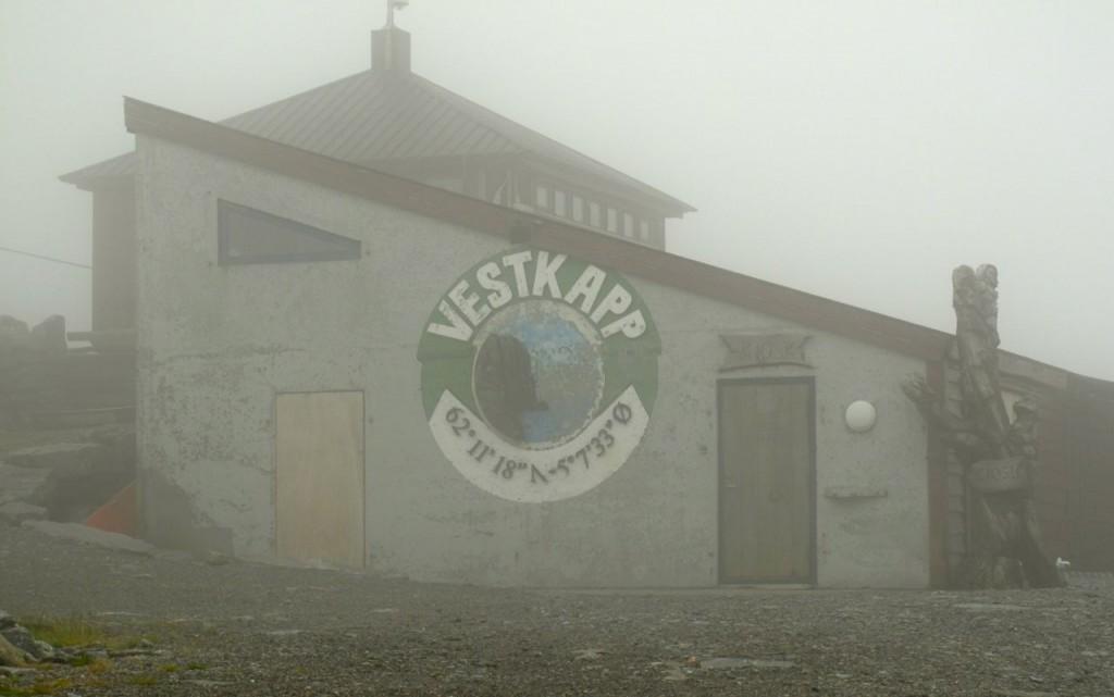 Vest Kapp i tåge