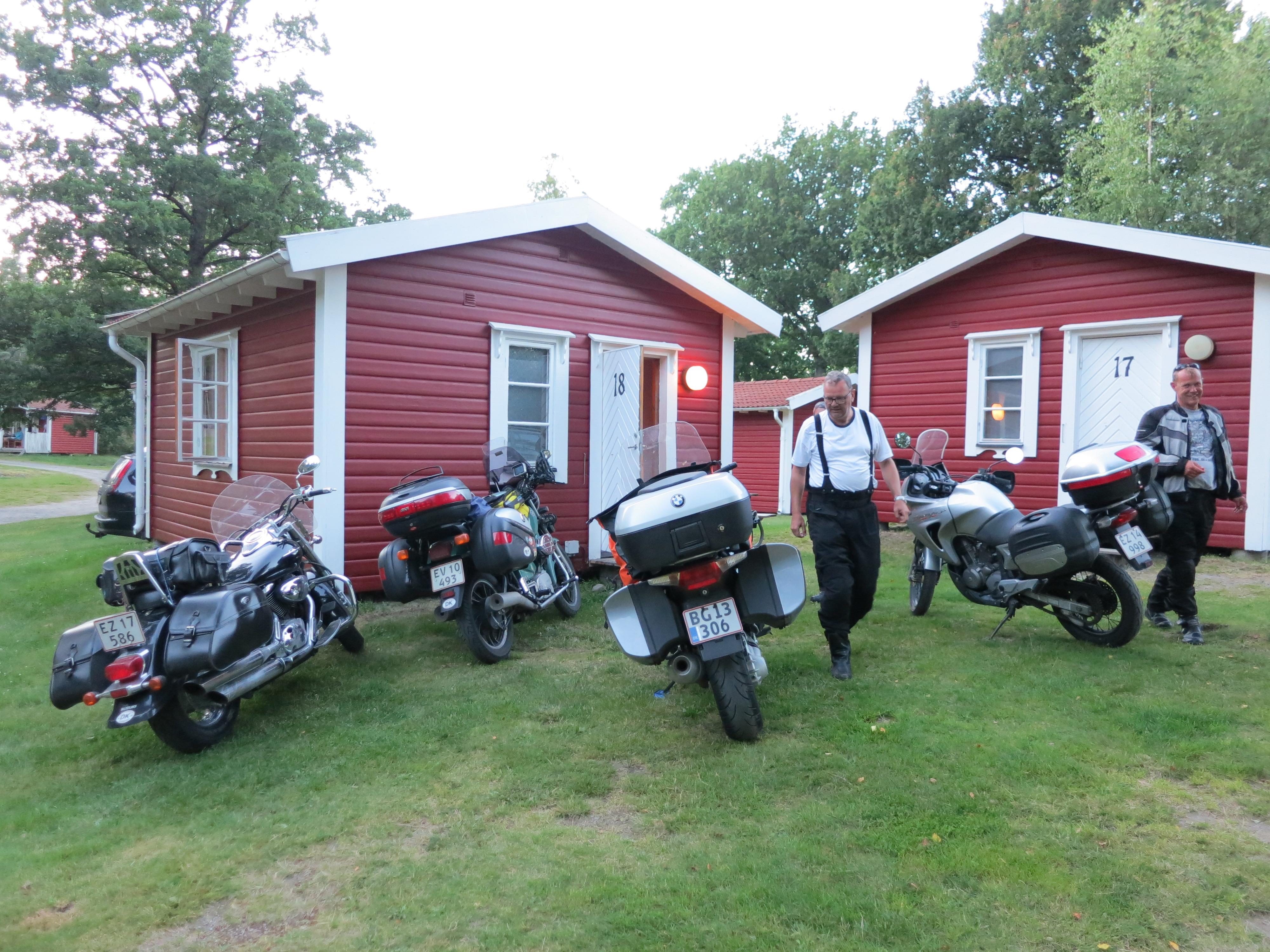 Hytte i Vattenborg